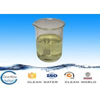 Pigment Waste Water Treatment Chemical Light-color liquid CW-08 BV / ISO