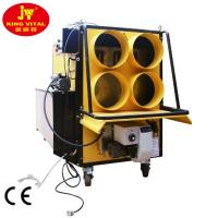 Buy cheap Big Power 200,000Kcal / H Portable Waste Oil Heater Used Indoor And Outdoor from wholesalers