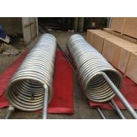 Wholesale titanium cooling coils ,titanium coil pipe for condenser from china suppliers