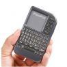 Buy cheap 2.4G Mini Wireless Hand-held Keyboard from wholesalers