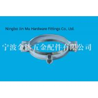 Wholesale Non - Conductive Clamp On Pipe Fittings For Pipeline Waterworks Industry from china suppliers