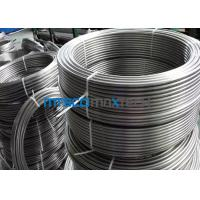 Wholesale TP316 / 316L Stainless Steel Coiled Tubing Seamless For Instrument ASTM A213 from china suppliers
