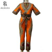 Wholesale African Print Jumpsuit from African Print Jumpsuit