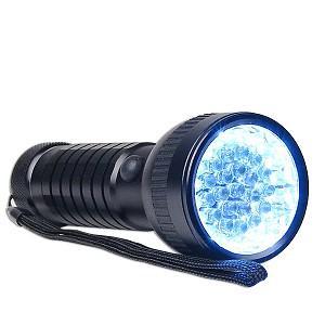 CREE Q5 High Power Aluminum Zoom LED Flashlight