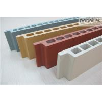 Wholesale Natural Color Terracotta Panels Facade Cladding Materials With Low Maintenance from china suppliers