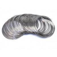0.1mm 0.5mm Tungsten Rhenium Alloy W-Re Thermocouple Wire High Sensitivity