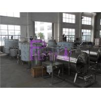 Wholesale SUS 304 Juice Processing Equipment steam heating mixing line from china suppliers