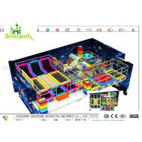 Wholesale Space Theme Kids Two Layer Indoor Soft Playground Fun Place 300 * 21  * 8.0M from china suppliers