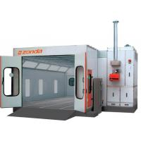 Wholesale Budget Spray Booth AS2000 (CE, Cost-effctive) from china suppliers