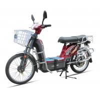 CG Seat Full Suspension Electric Bike Carbon Steel Beach Cruiser Motorized Bike