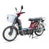 Buy cheap CG Seat Full Suspension Electric Bike Carbon Steel Beach Cruiser Motorized Bike from wholesalers