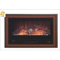 Modern Energy Saving Recessed Indoor Electric Fireplace 20