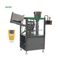 Wholesale Cosmetic Soft Tube Filling And Sealing Machine , Automatic Tube Filling Machine ZHY-60YP from china suppliers