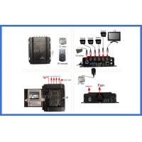 Wholesale 4 channel vehicle digital video recorder 2.5 inches HDD storage MPEG-4 from china suppliers