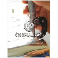 Buy cheap Ohmalloy 4J29 Kovar Strip 0.2mm Thickness For Product Metal - Glass Case from wholesalers