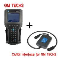 Wholesale GM Tech2 Plus CANDI Interface for GM TECH2 from china suppliers