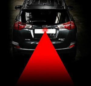 Anti-Fog Anti-collision laser LED  Fog Light Car Warning Radiation Light