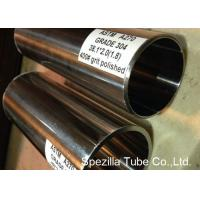 China Custom Sanitary Stainless Tubing , Stainless Steel Sanitary Pipe 38.1 X 2.0MM on sale