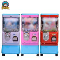 Wholesale Single Layer Gumball Vending Machine For Supermarket / Shopping Mall from china suppliers