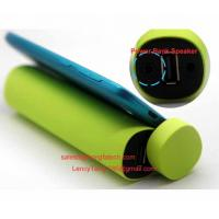 Wholesale Newest Item Portable Power Bank Speaker PB201 from china suppliers
