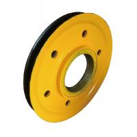 Wholesale Yellow Rigging Hardware Sheave Pulley 2 Inch To 75 Inch from china suppliers