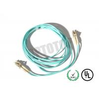 Wholesale 2F ZIP 2.0mm Lc Fiber Patch Cord OM4 B/I For Data Processing Networks from china suppliers