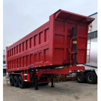 Wholesale HYUAN Mining Semi Dump Truck Trailer And U Type Rear Tipping 12R22.5 Tire from china suppliers