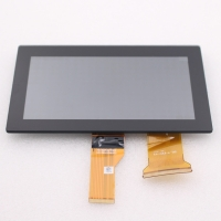 Wholesale 1024x600 RGB TFT Capacitive Touch Panel PC 7.0 Inch 500nits from china suppliers