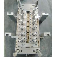 Wholesale 12 cavity valve gate preform mould for 5L Edible oil bottle preforms from china suppliers