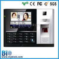 Wholesale School Time Attendance with SMS to mobile BIO-Iclock900 from china suppliers