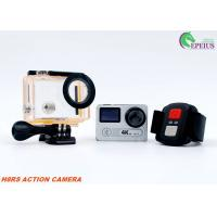 H8RS Diving 30M 4k Sports Action Camera With 2.0 Inch Remote Dual Screen
