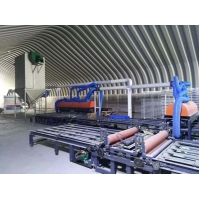 Buy cheap 1.15g/cm3 2000 Sheets Cement Mgo Board Production Line from wholesalers