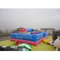 Buy cheap Square Inflatable Amusement Park from wholesalers
