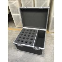 Buy cheap Customized Aluminum Tool Cases / Multiple Plwood Material Audio Tool Box Case from wholesalers