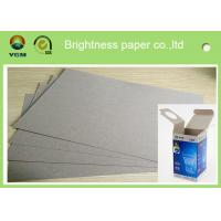Wholesale Strong Stifness Clay Coated Paperboard Sheets , Duplex Paper Board For Making Box from china suppliers