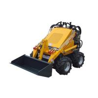 China Katop XD380 Mini Skid Steer Loader 200KG (Wheel type&Crawler type) on sale