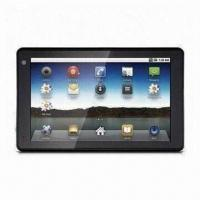 Wholesale Tablet PC with 256MB DDR2 Internal Memory and Wi-Fi Connectivity from china suppliers
