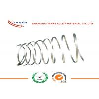 Wholesale Sliver White Pure Nickel 201 Ribbon UNS NO2200 Flat FeCrAl Alloy Wire / Ribbon / strip / Coil from china suppliers
