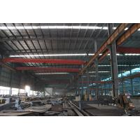 Wholesale Q235 , Q345 Light Frame Industrial Steel Buildings For Textile Factories from china suppliers
