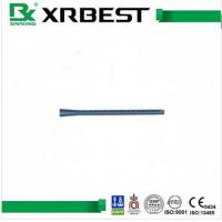 China Medical Compression Interlocking Cannulated Hip Screw Orthopedic Surgical Instruments wholesale