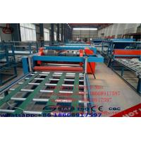 Wholesale Concrete Sandwich Wall Panel Making Machine / Wall Panel Manufacturing Equipment Long Life from china suppliers