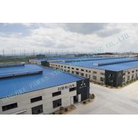 Wholesale Excellent Adaptability Framed System Industry Steel Building With HDG Treatment from china suppliers