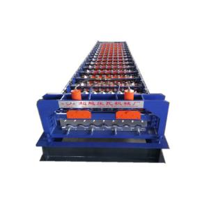 China 8m Min 1mm Sheet Metal Roll Forming Machines on sale