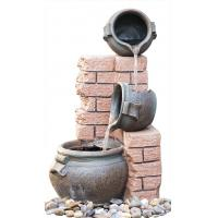Quality Large Traditional Chinese Pot Water Fountains For Small Backyards for sale