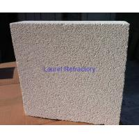 Quality High Purity Insulation Refractory Clay Bricks , Insulating Mullite Brick for sale