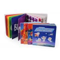 Wholesale Degradable Childrens Book Printing Size 175 * 175 * 7mm 350g White Card Material from china suppliers