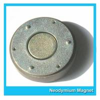Wholesale Small Thin Custom Neodymium Magnets Strong Round Flat Ndfeb Magnet 15mmX1mm from china suppliers