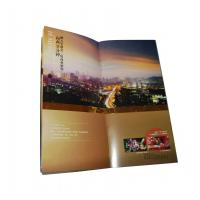 Wholesale Matte 157 / 210 / 250 GSM coated paper A4 Colour Brochure Printing / 5 color offset Print from china suppliers