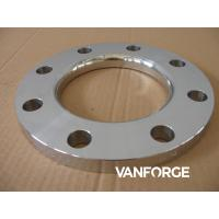 Wholesale Industrial Austenitic / Duplex SS Forged Steel Flange Excellent Polishability from china suppliers