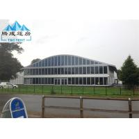 Wholesale Eco-friendly Outdoor Party Tents , Aluminum Frame 20 X 40M Water Resistance from china suppliers